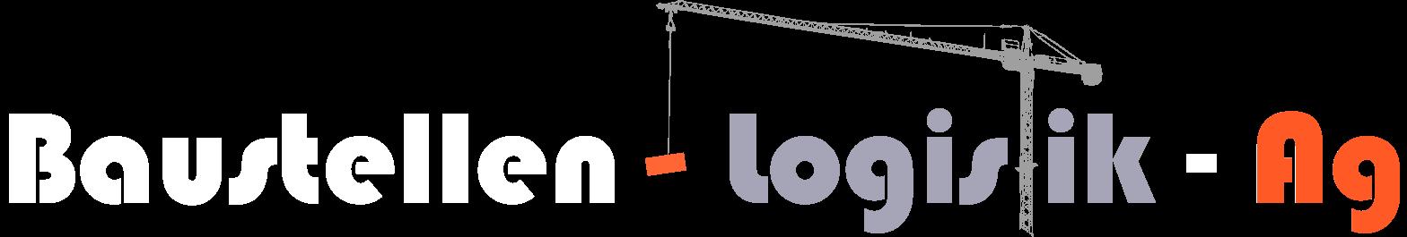 Baustellen Logistik
